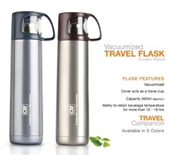 Double Walled Vacuum Flask